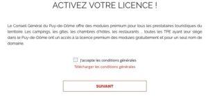 Activez Votre Licence